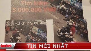 ⚡ NÓNG   Việt kiều Đức cầu cứu vì bị cướp giật túi xách chứa tài liệu quan trọng