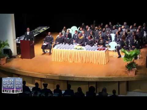 Marc Bean's Speech At Berkeley Prize Giving, Nov 2019