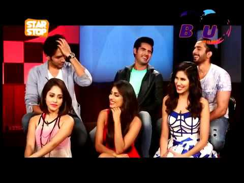 Exclusive & Funny Interview with PYAAR KA PUNCHNAMA 2 stars | B4U Star Stop