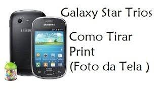 Video Galaxy Star Trios - Como Tirar Print (Foto da Tela / DavidTecNew) download MP3, 3GP, MP4, WEBM, AVI, FLV Mei 2018
