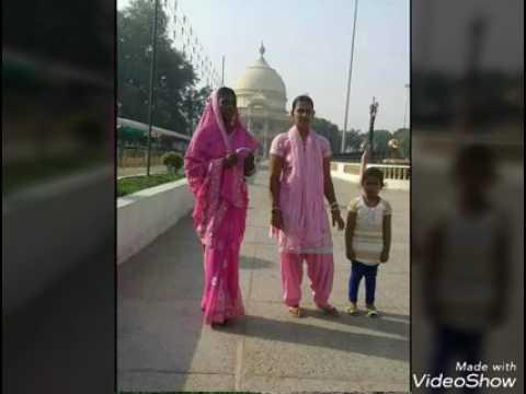 Actor Chandan Malhotra Family Image Video.