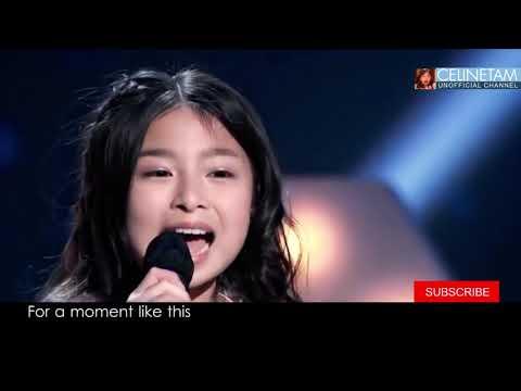 Celine Tam - A Moment Like This 《AGT 2017 x 超凡小達人》
