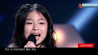 Download Celine Tam - A Moment Like This 《AGT 2017 x 超凡小達人》 Mp3 and Videos