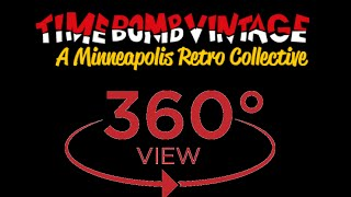 Time Bomb Vintage - Minneapolis, MN - 360 Store Tour(, 2015-12-06T04:28:07.000Z)