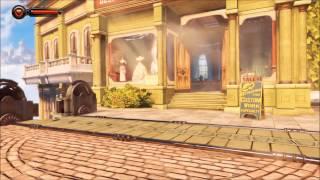 [HD] Bioshock Infinite - Gameplay - Part 2 - PC