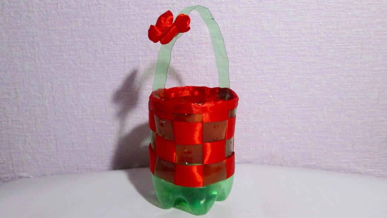 Салфетница своими руками из пластиковых бутылок фото 764