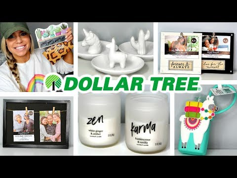 DOLLAR TREE HAUL |  NEW FINDS | APRIL 2019
