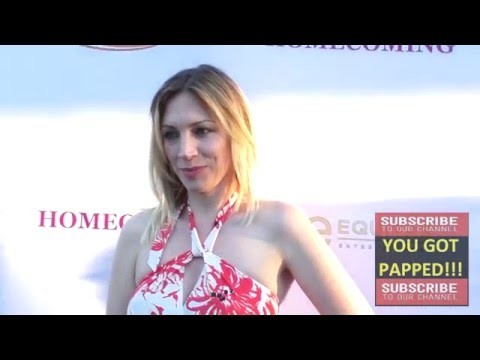 Juliette Beavan at the Homecoming Premiere at Laemmle's Music Hall in Beverly Hills
