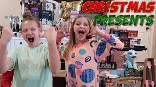 Opening Christmas Presents - Christmas Special 2016
