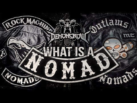 What Is A Nomad