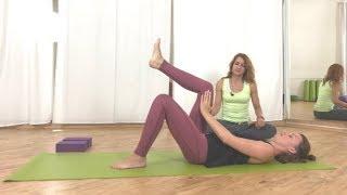 Jóga pro pohodovější menstruaci 3. díl