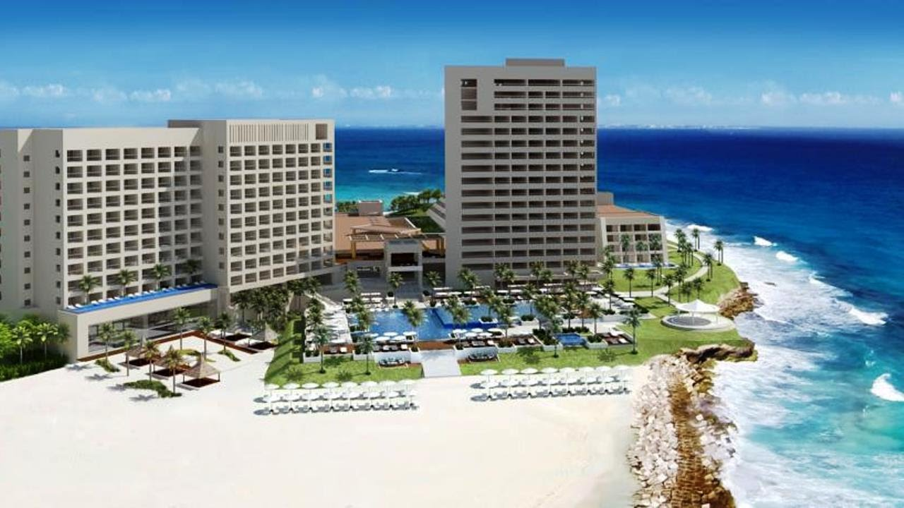 Hyatt Ziva Cancun Canc 250 N Hotels Quintana Roo Mexico 5