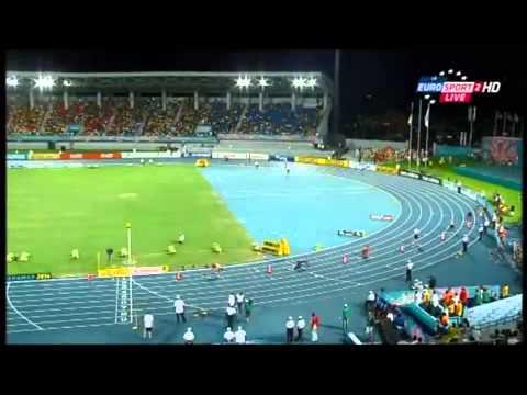 4x100 Men Final World Relays Bahamas 2014. Jamaica