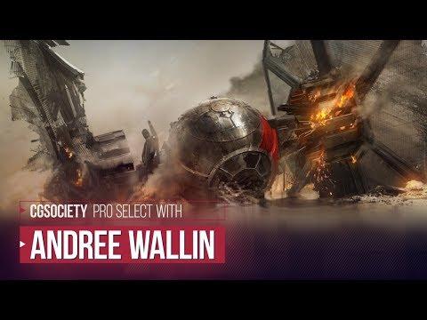 CGSociety Pro Select Andree Wallin