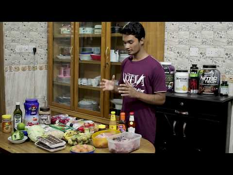 Nutrition & Foods For Muscle Building - SFZ Transformation (Bangla Video)