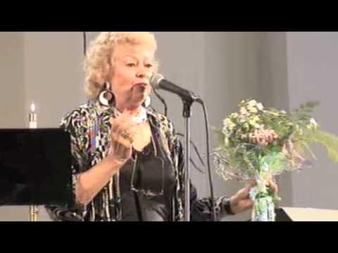 Kathleen Hughes sings Flower Song