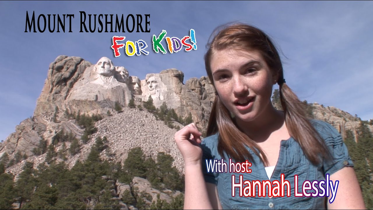 Mount rushmore fun facts for kids dvd youtube for Mount rushmore history facts