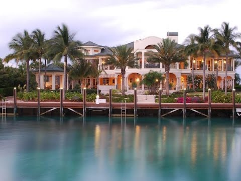 Luxury Homes For Sale In The Bahamas