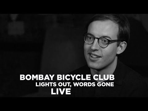 Front Row Boston | Bombay Bicycle Club – Lights Out, Words Gone (Live)