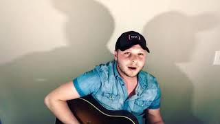 I Lived It - Blake Shelton cover