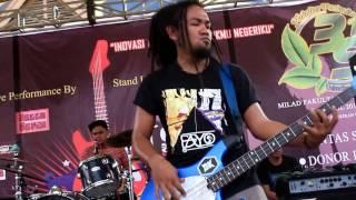 Fayo On Stage Kampus Umsu Reggaemedan