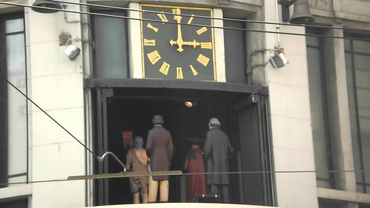 Oporto s curious clock - YouTube 177f246dd1