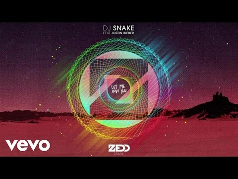 DJ Snake, Zedd - Let Me Love You (Audio/Zedd...