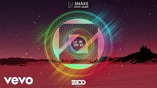 DJ Snake, Zedd - Let Me Love You (AudioZedd Remix) ft. Justin Bieber