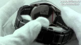 Обзор. Мужские наручные швейцарские часы Gc X85008G2S