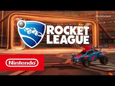 Rocket League - E3 2017 Trailer (Nintendo Switch)