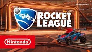 Rocket League - E3 2017 Trailer (Nintendo Switch) thumbnail