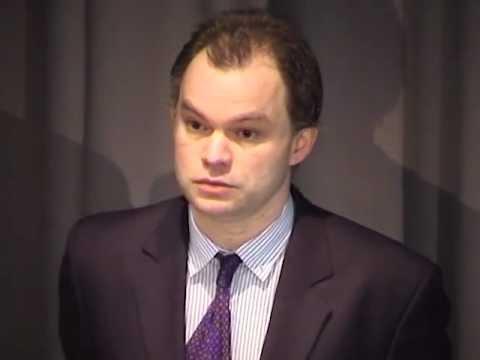SPPA Awards 2013 Finalists - Mr Marcin Kaczanowski - SOAS, University of London