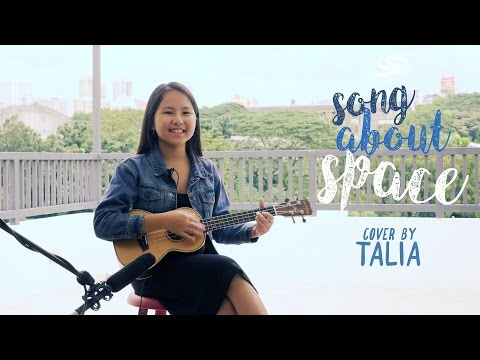 A Song About Space  Reese Lansangan    10 yo Talia