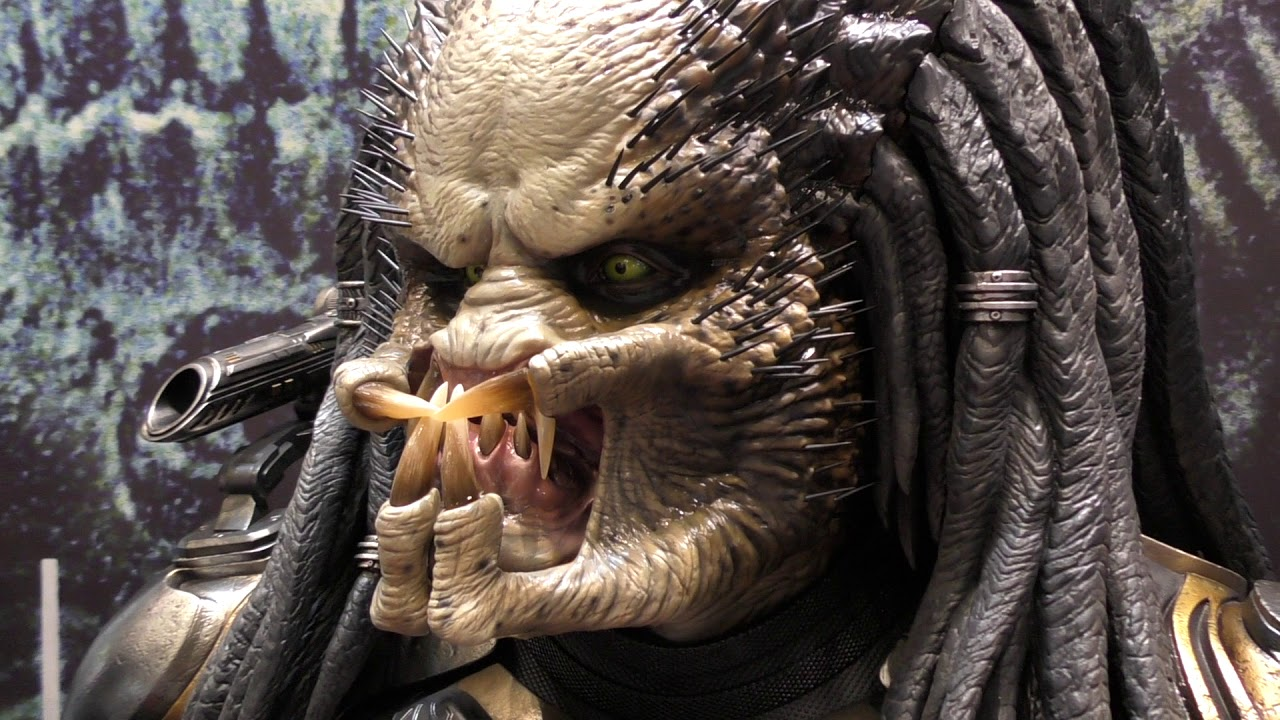 (Red Review) Fugitive Predator with mask reveal by Prime 1