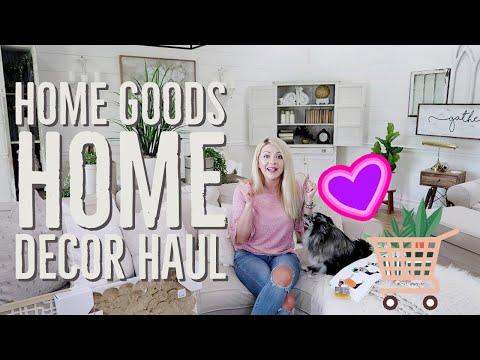 Home Goods Home Decor Haul