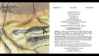 Brian Eno | Ambient 4 - On Land | Whole Album HD