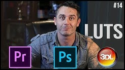 3 Ways to Create your Own VIDEO LUTS!