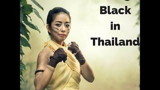 How do the women in Thailand treat black men?