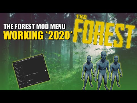 The Forest Mod Menu (Up To Date)[Download In The Description] {Subscribe for more}