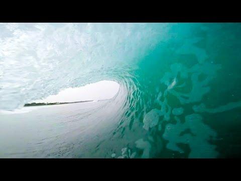 GoPro: Jeff Russell - Zicatela 7.9.15 - Surf