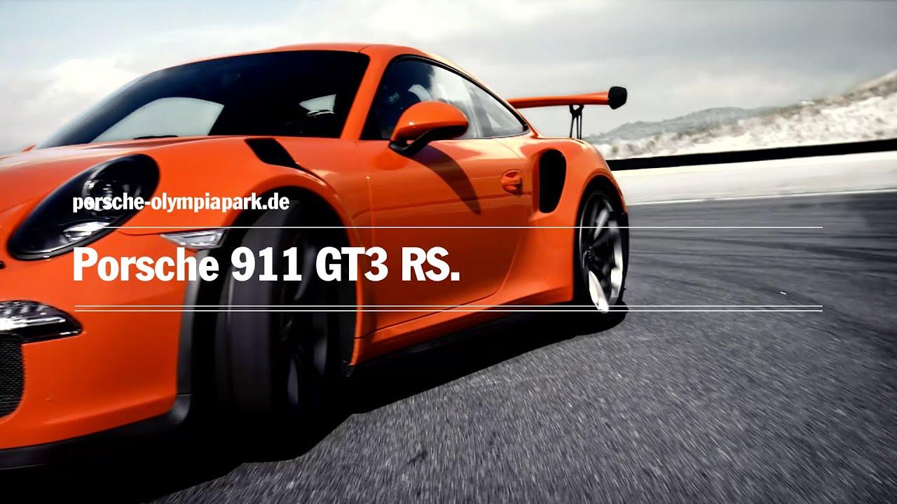 neu porsche 911 gt3 rs 500 ps rennwagen mit. Black Bedroom Furniture Sets. Home Design Ideas