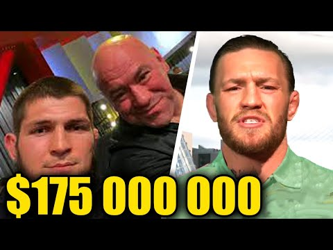 ПОШЛА ЖАРА! $175 000 000 новая сделка UFC! Дана Уайт про ВОЗВРАЩЕНИЕ Хабиба! Конор vs Порье