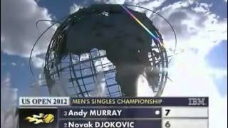 US Open 2012 All Champions Winning Moments Highlights US Open 2012 before Sep 10 1