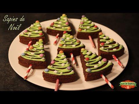 ❅-recette-des-sapins-de-noël-au-chocolat-❅