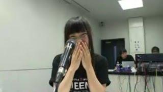 あいにゃこと鈴木愛奈さんの萌えポーズ。ラジオで恥ずかしい挨拶をさせ...