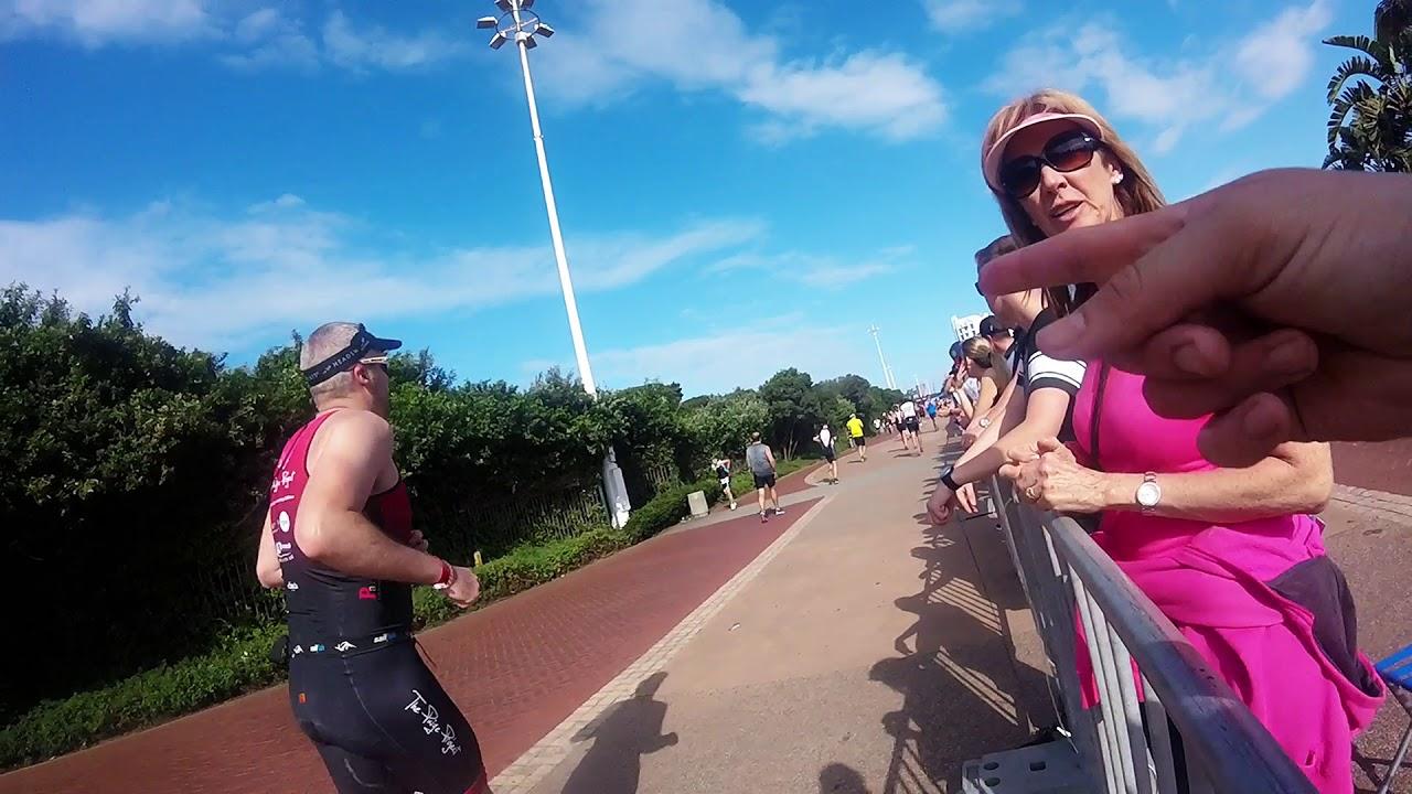 2017 Ironman Durban 70.3 ft Tania - YouTube