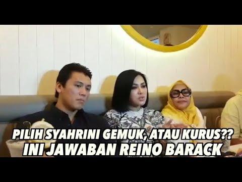JAWABAN LUCU REINO BARACK, PILIH SYAHRINI KURUS ATAU GEMUK - STAR UPDATE 15/12