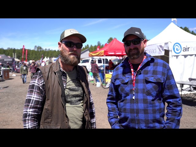 Overland Expo 2019  with Ronny Dahl and Torbs