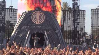 Kid Cudi - Mr. Rager @ Coachella 2014 Weekend 2