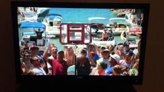 Justin Timberlake American Century Championship - Golf Channel Interview - 07/18/2015